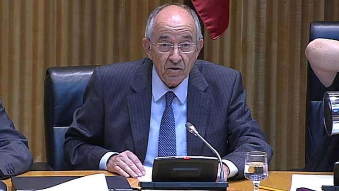 Comparecen Ordóñez y  José Manuel Campa en la comisión del congreso