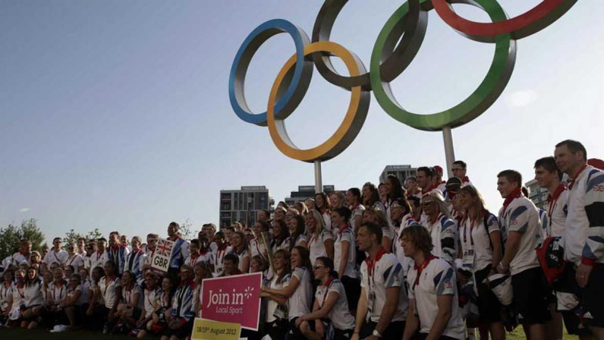 La Villa Olímpica abre sus puertas