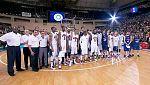 Baloncesto - Gira Preolímpica de la Selección española: España - Estados Unidos