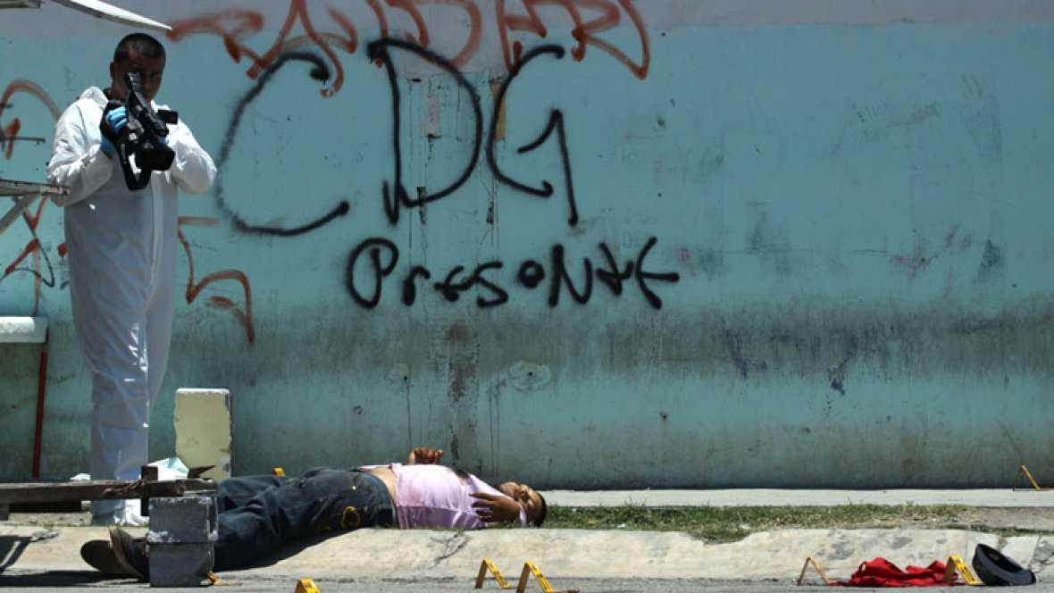 La delincuencia organizada asesina a ocho personas en la ciudad mexicana de Monterrey