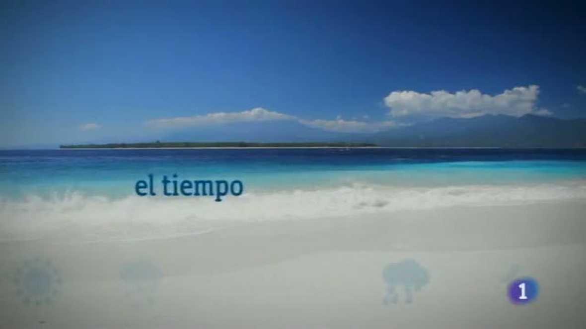 El tiempo en Castilla - La Mancha - 24/07/12