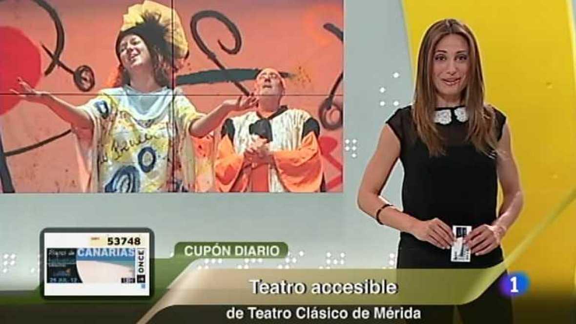 Sorteo ONCE - 25/07/12 - Ver ahora