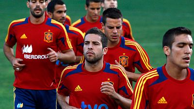La selección olímpica española de fútbol afronta su primer partido de los Juegos Olímpicos de Londres. a las 15.45, ante Japón, en un encuentro en el que tratarán de dar el primer paso hacia la medalla de oro.