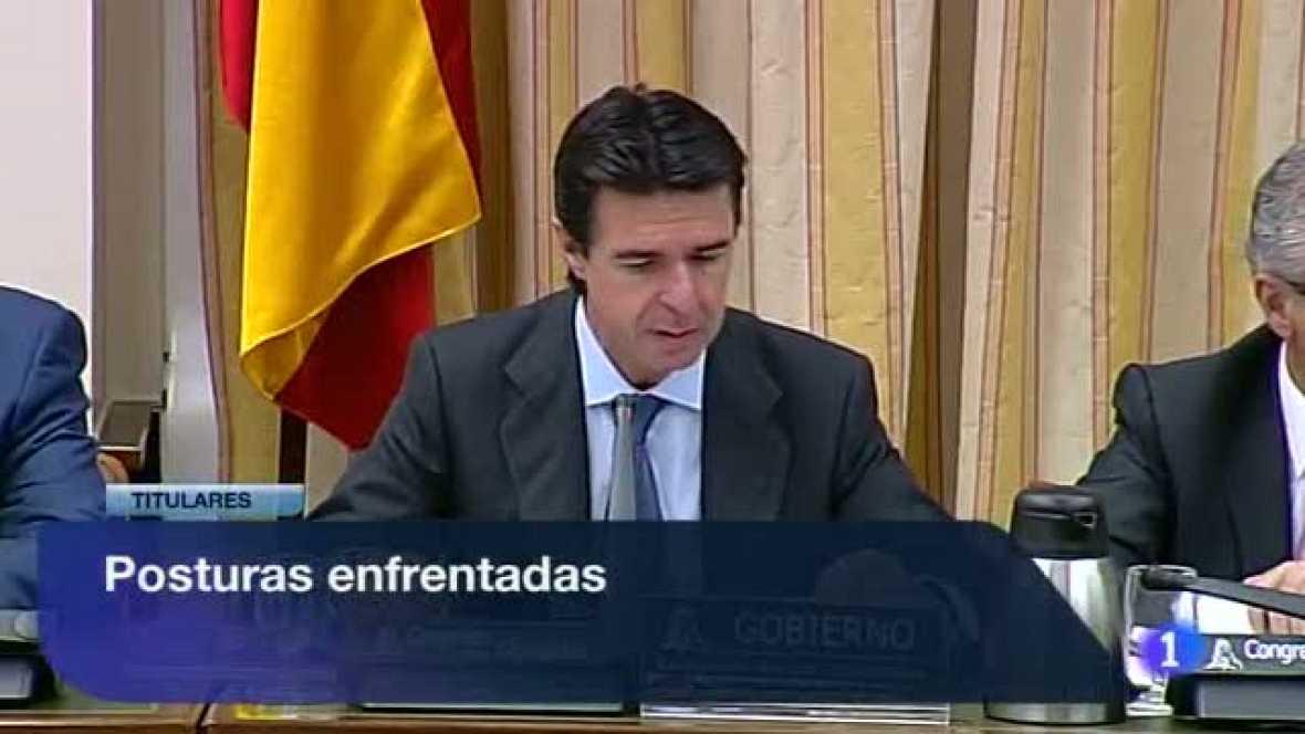 Castilla y León en 2' - 26/07/12