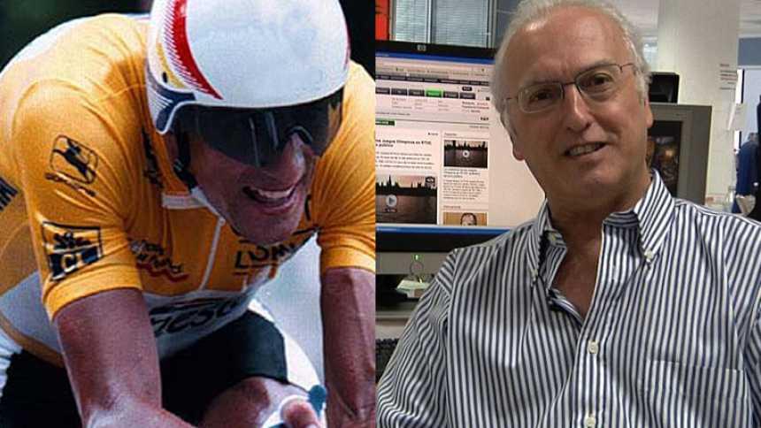 Descubre las voces olímpicas: Ramón Pizarro