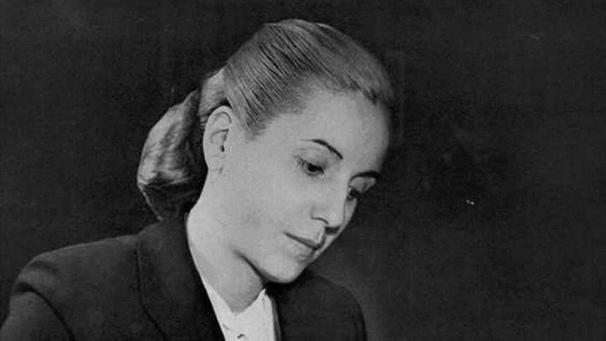 60 aniversario de la muerte de Eva Duarte, Evita Perón