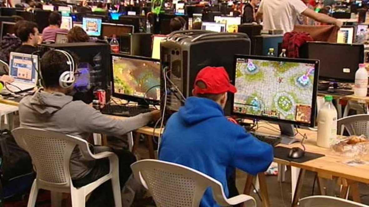 La fiesta informática Euskal Encounter arranca en Barakaldo