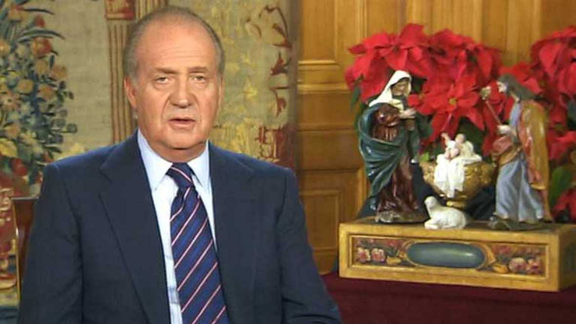 Mensaje de Navidad de Su Majestad el Rey de 2004