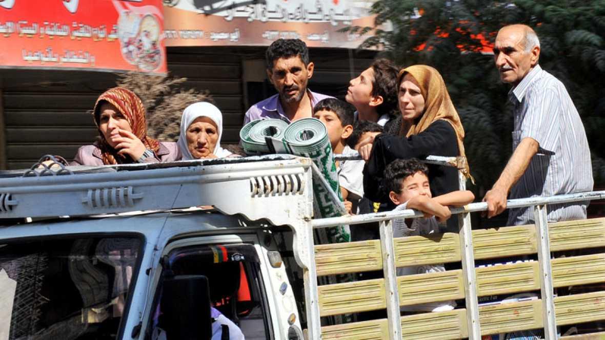El Ejército sirio prepara la ofensiva para controlar Alepo, la segunda ciudad del país