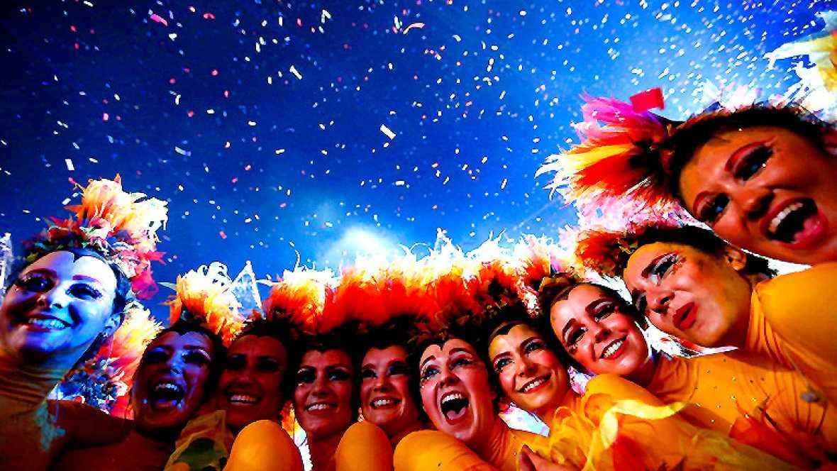 Los Juegos Olímpicos de Londres 2012 comienzan tras una ceremonia de apertura que ha cumplido con las expectativas. TVE la resume con música.