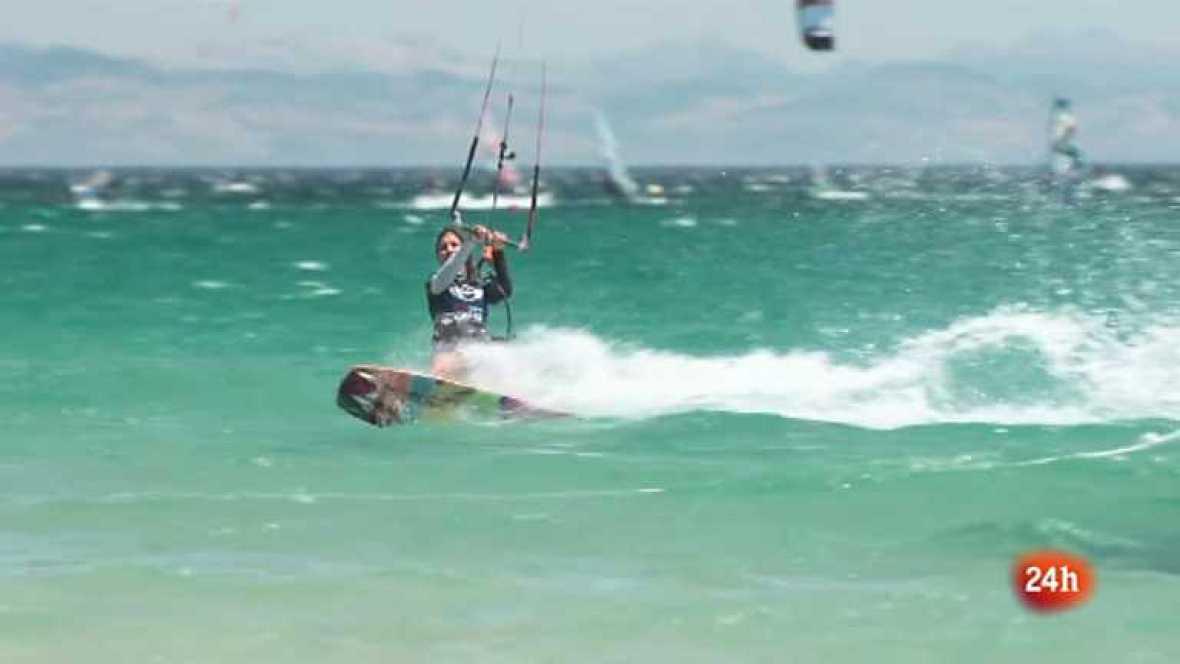 Zoom Tendencias - Tarifa, un mar de olas - 28/07/12 - Ver ahora