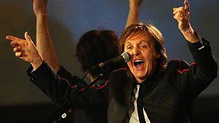 Gran Bretaña presume de legado musical en Londres 2012