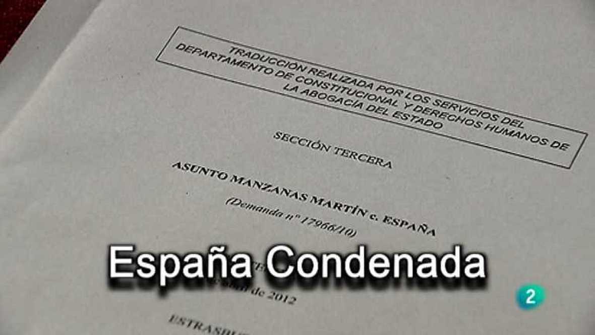 Buenas noticias TV - España condenada por maltrato religioso - ver ahora