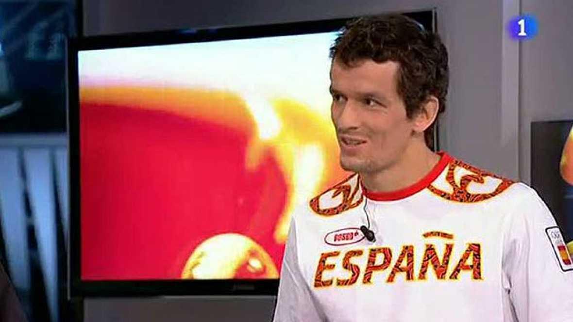 """El judoka español Sagoi Uriarte ha asegurado en el programa Londres en Juego que """"los árbitros han querido compensar una decisión de otro combate"""" en la lucha por la medalla de bronce. El judoka ha lamentado quedarse tan cerca del bronce y ha indicad"""