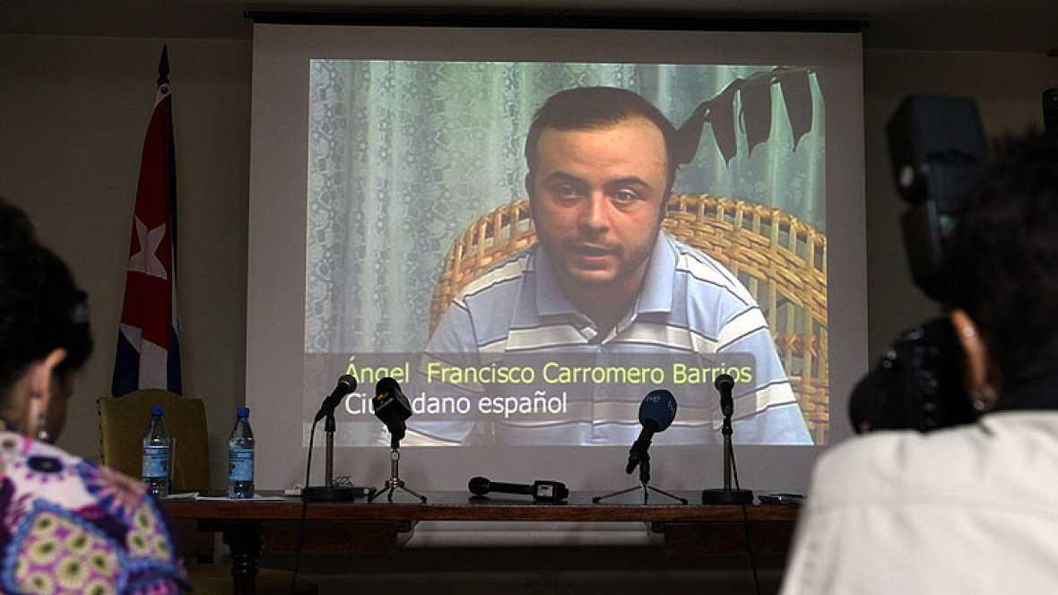Ángel Carromero pide que no se utilice el siniestro donde falleció Payá con fines políticos