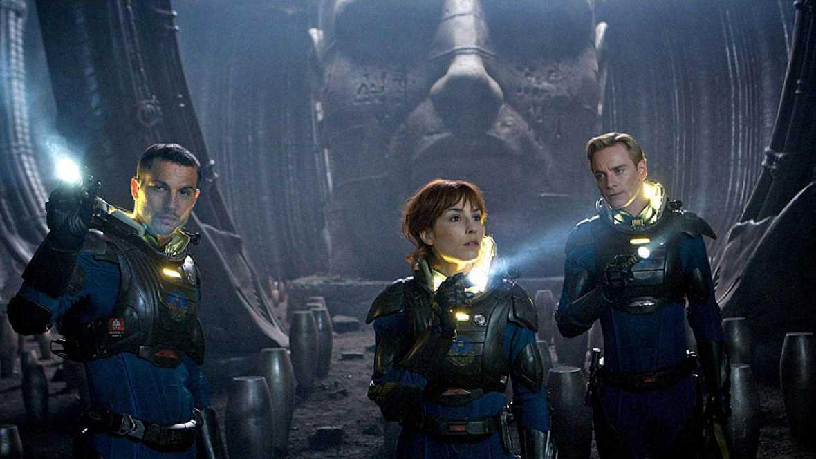 Días de cine: Tráiler de 'Prometheus', de Ridley Scott