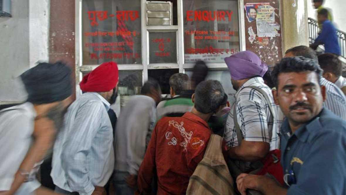 Segundo día de apagones en la India