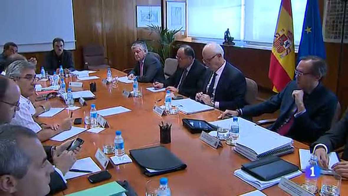 Mineros y patronal del carbón se reúnen en Madrid con el Secretario de Estado de Energía