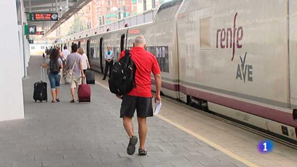 L'Informatiu - Comunitat Valenciana - 31/07/12 - Ver ahora