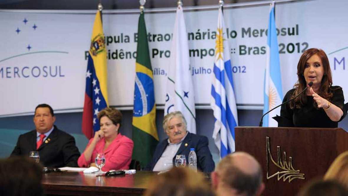 Mercosur se ha convertido en el quinto bloque económico del mundo