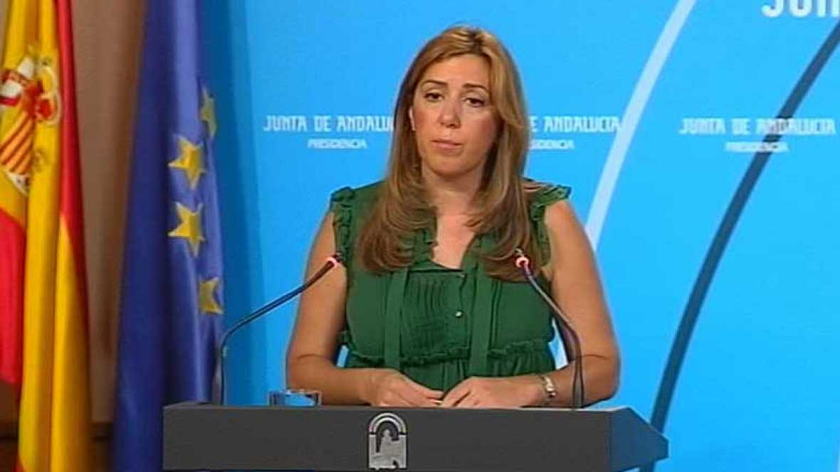El Gobierno andaluz cree que aún hay margen para el diálogo sobre los límites de endeudamiento