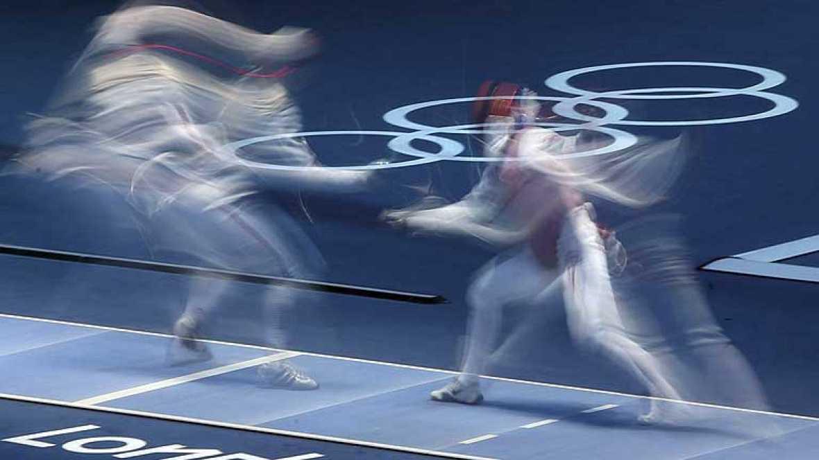 La tecnología posibilita que los Juegos Olímpicos de Londres 2012 se estén viendo como nunca a través de la televisión. Desde la cámara mátrix, hasta las 'aguadillas' de las cámaras que se usan en la prueba de salto de trampolín. Hacemos un repaso d