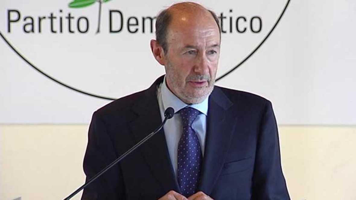 El Secretario General del PSOE dice que el BCE debería defender al euro
