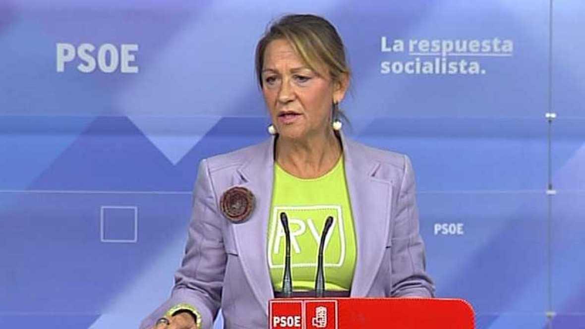 El PSOE pedirá la comparecencia de Rajoy por ¿siete meses de errores¿
