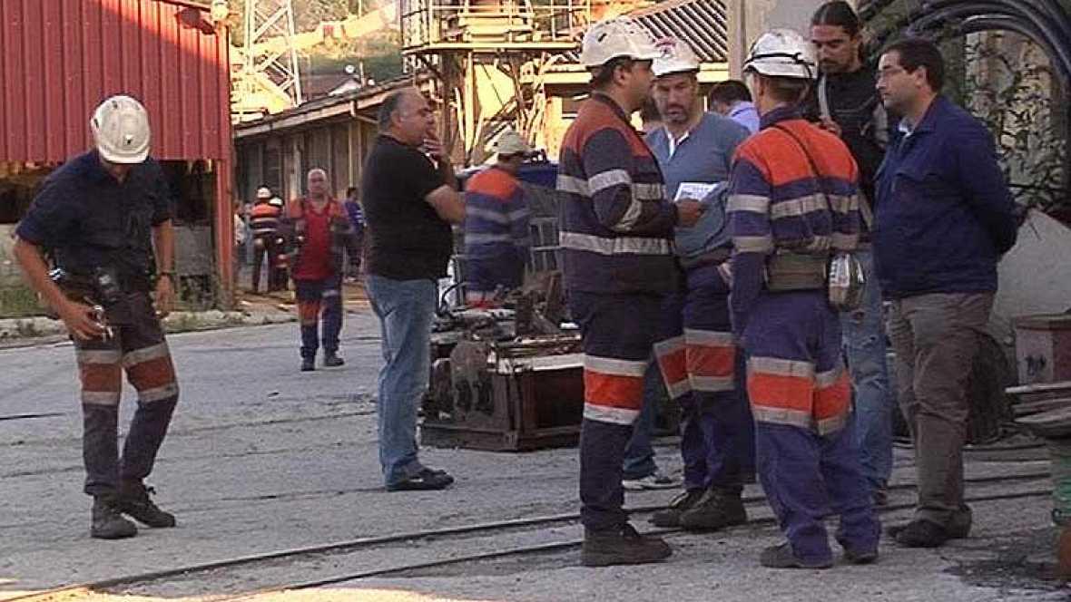 Los mineros asturianos vuelven al trabajo después de 67 días huelga