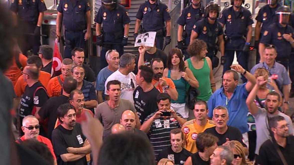 Informativo de Madrid - 03/08/12