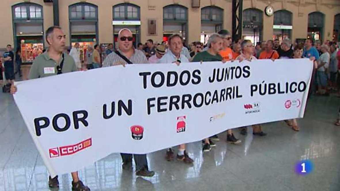 L'Informatiu - Comunitat Valenciana - 03/08/12 - Ver ahora