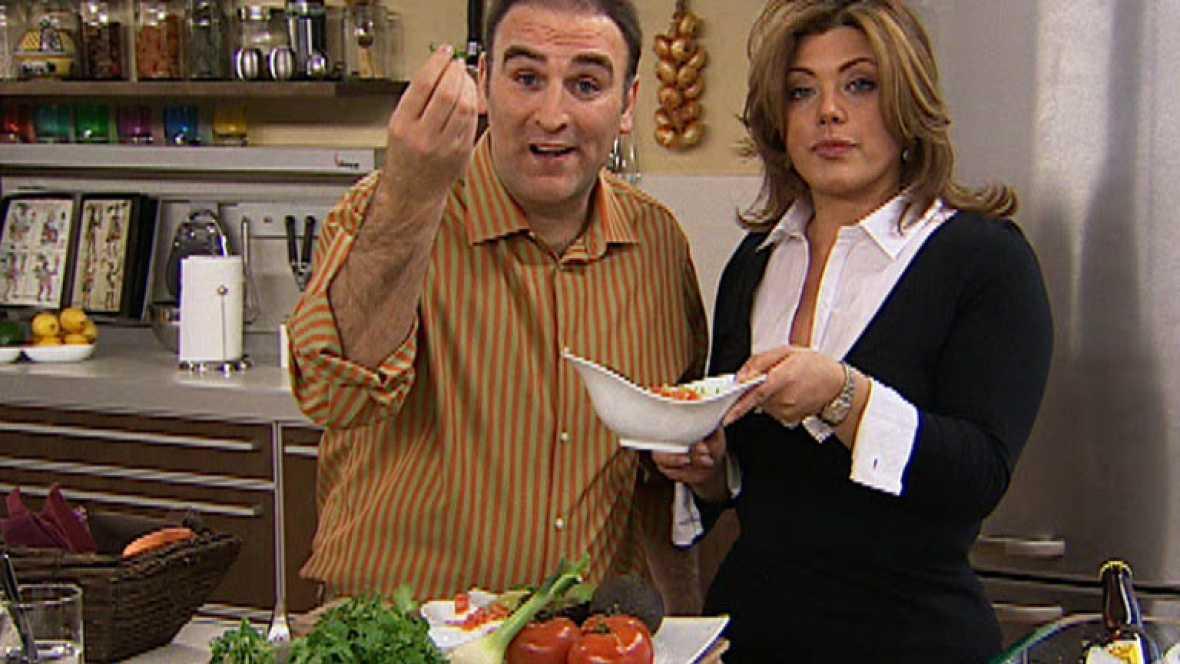 Vamos a cocinar con José Andrés : Lubina y guacamole