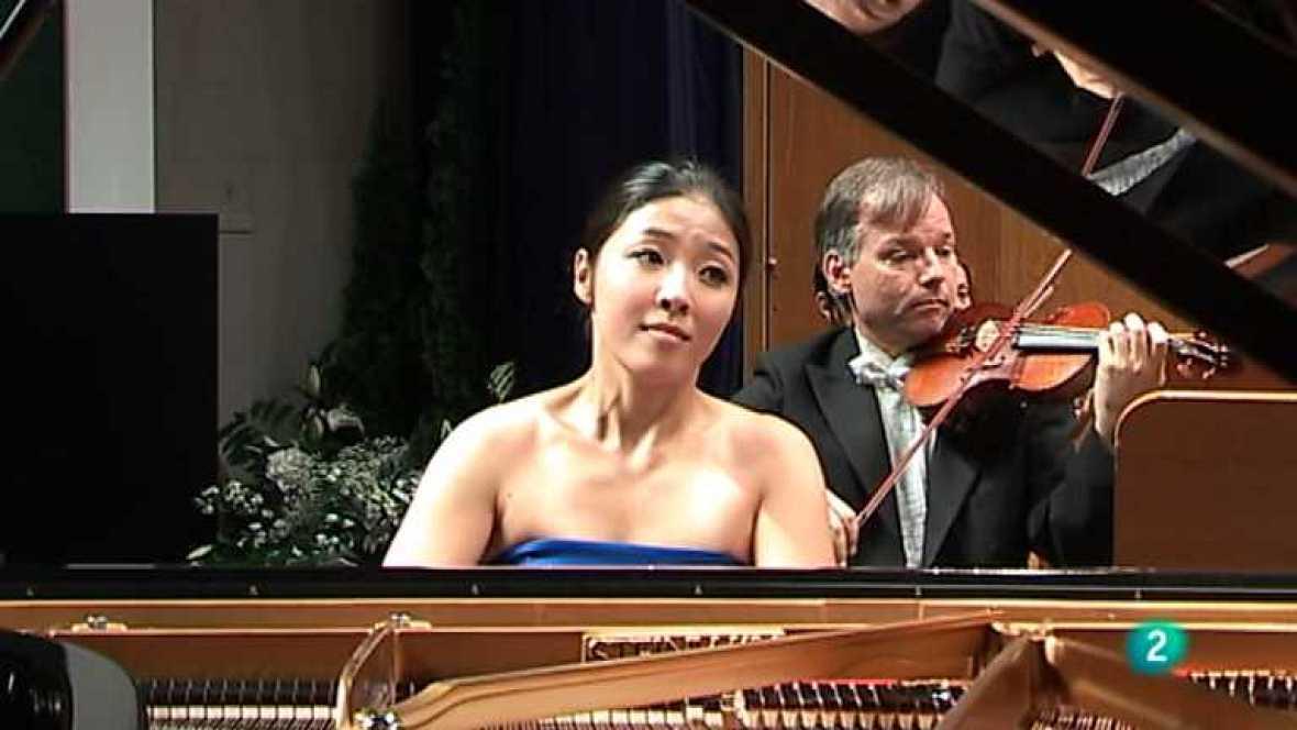 Concurso Internacional de piano de Santander Paloma O'Shea 2012 - Segunda semifinal - ver ahora