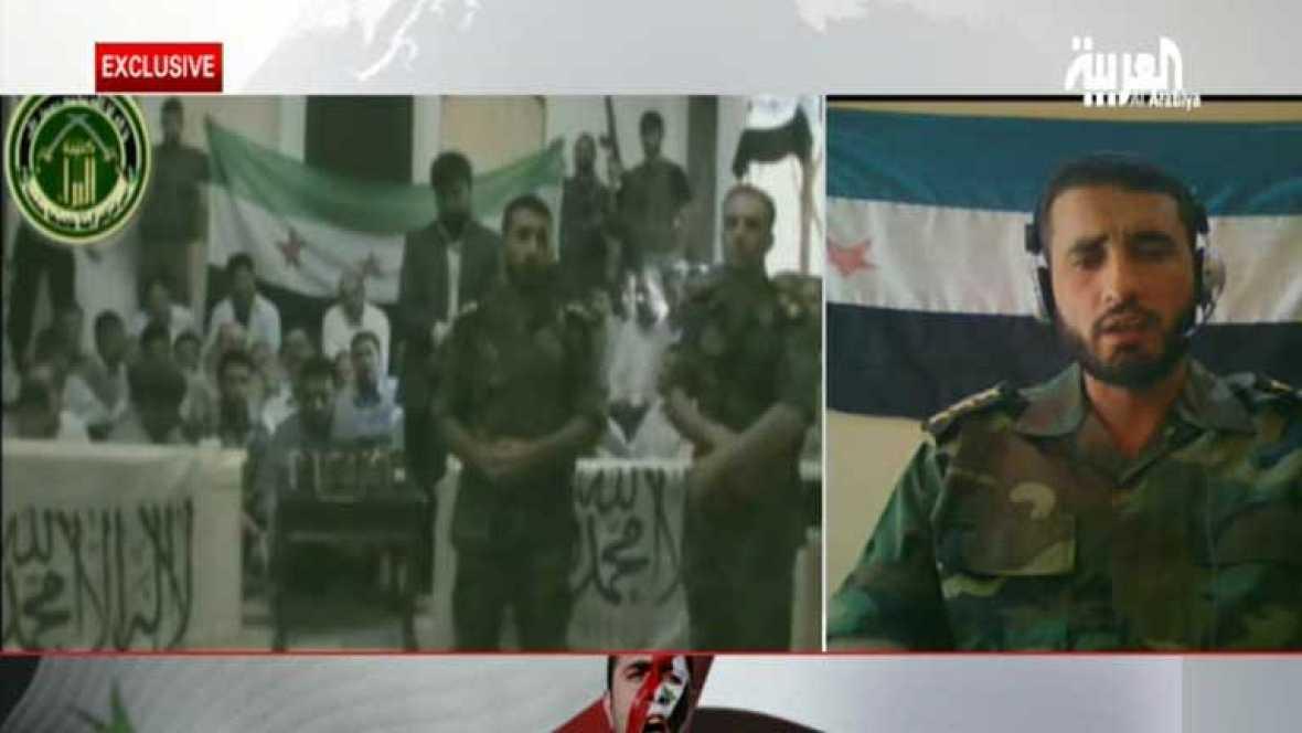 Los rebeldes sirios aprovechan los momentos de tregua para reorganizarse