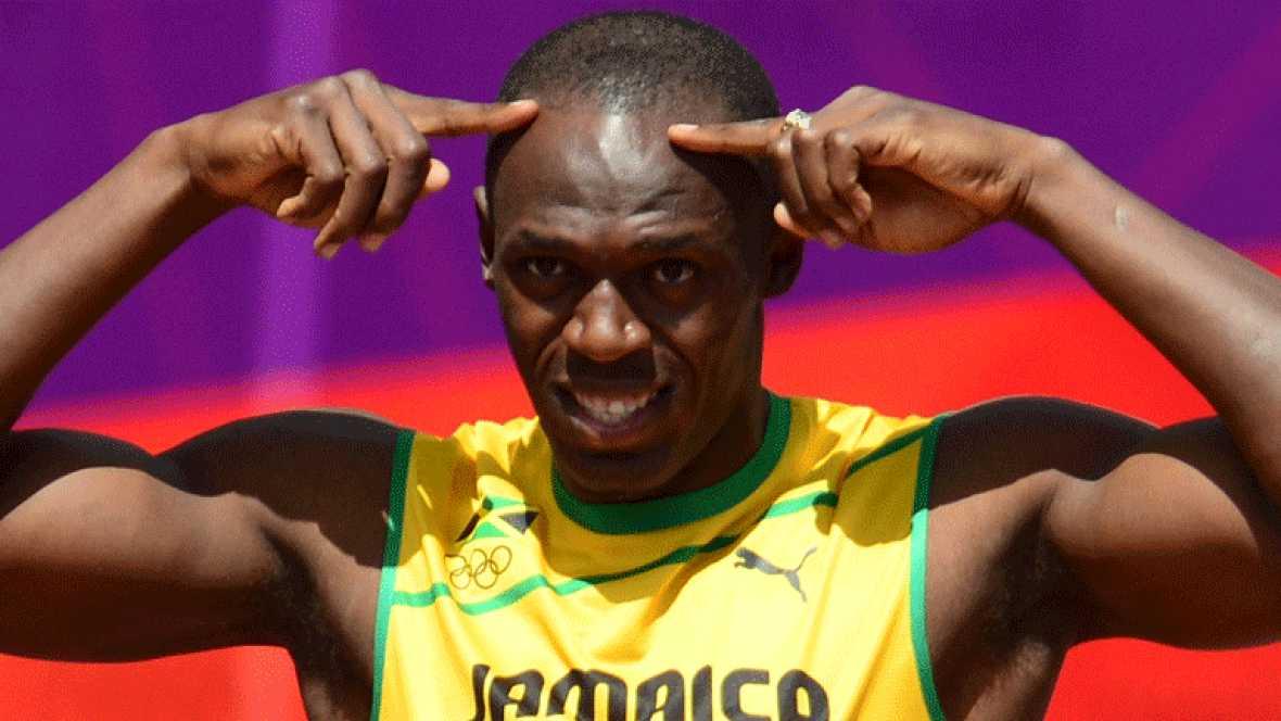 Los secretos de Usain Bolt