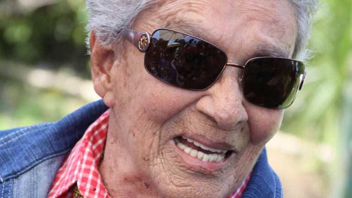Muere Chavela Vargas, la dama de las rancheras