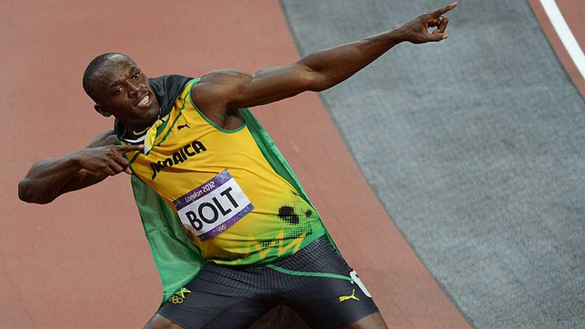 """Usain Bolt no cree que haya entrado en la leyenda: """"Solo es un paso más"""""""