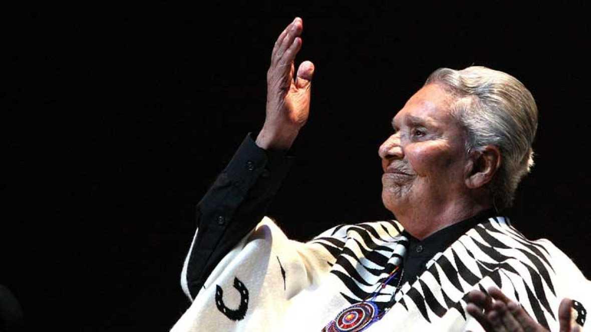 México llora la muerte de Chavela Vargas, que murió ayer a los 93 años