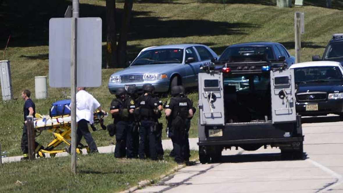"""El FBI considera un acto de """"terrorismo doméstico"""" la matanza en Wisconsin"""