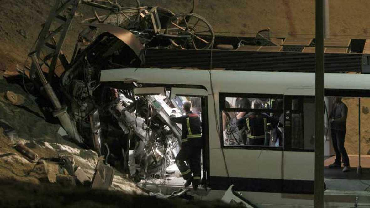 Se investiga el accidente de metro de Madrid que causó la muerte a dos personas