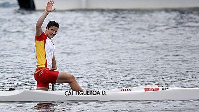 David Cal, el deportista español con más medallas en los Juegos Olímpicos