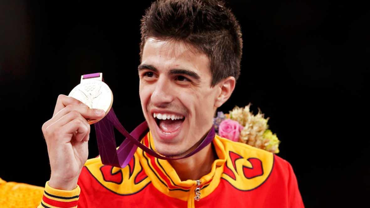 Histórica jornada en taekwondo con un oro y una plata para España