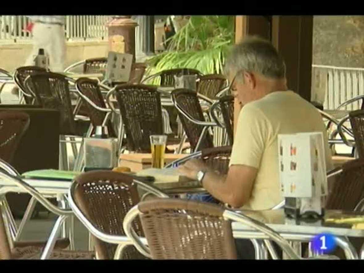 La comunidad de Murcia en 2'.(09/08/2012).