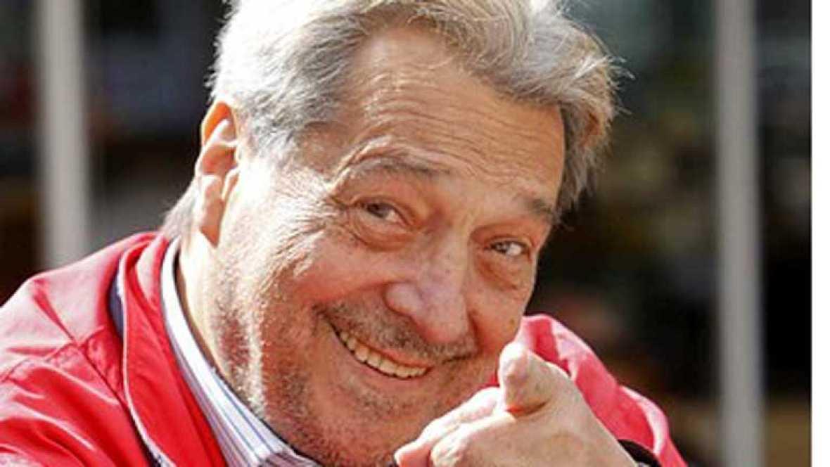 El mundo de la cultura despide hoy al actor Sancho Gracia
