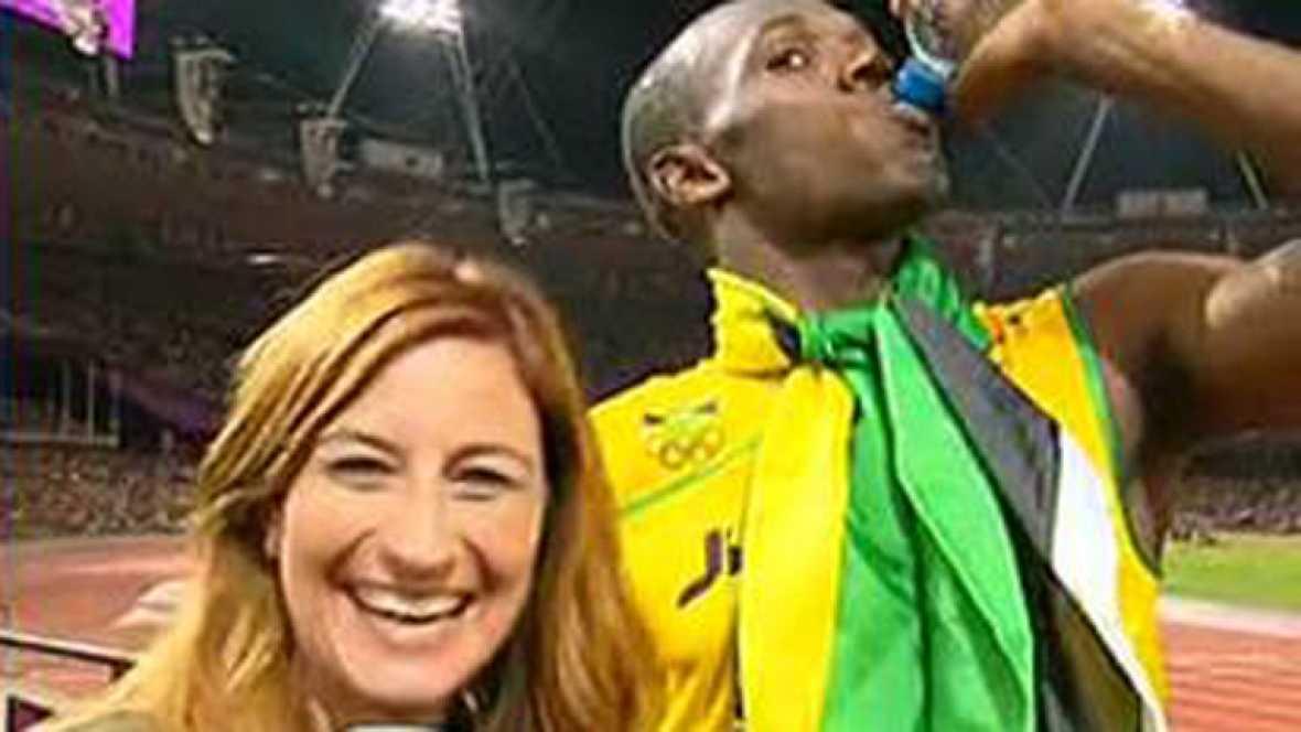 """El atleta jamaicano ya se considera una """"leyenda"""" del atletismo y ha elogiado a atletas históricos como Carl Lewis, Jesse Owens o Michael Johnson, que le han """"ayudado"""" a llegar hasta este lugar."""