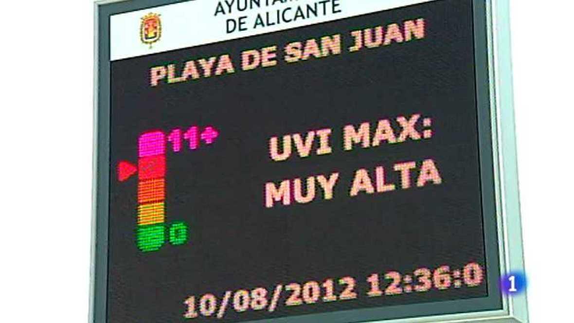 L'Informatiu - Comunitat Valenciana - 10/08/12 - Ver ahora