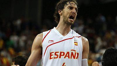 La selección española de baloncesto jugará su tercera final olímpica después de eliminar a Rusia en una irregular semifinal, en la que sacó a tiempo su casta de campeón.