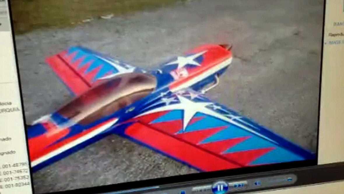 Terroristas islamistas pretendían atentar con un avión de aeromodelismo