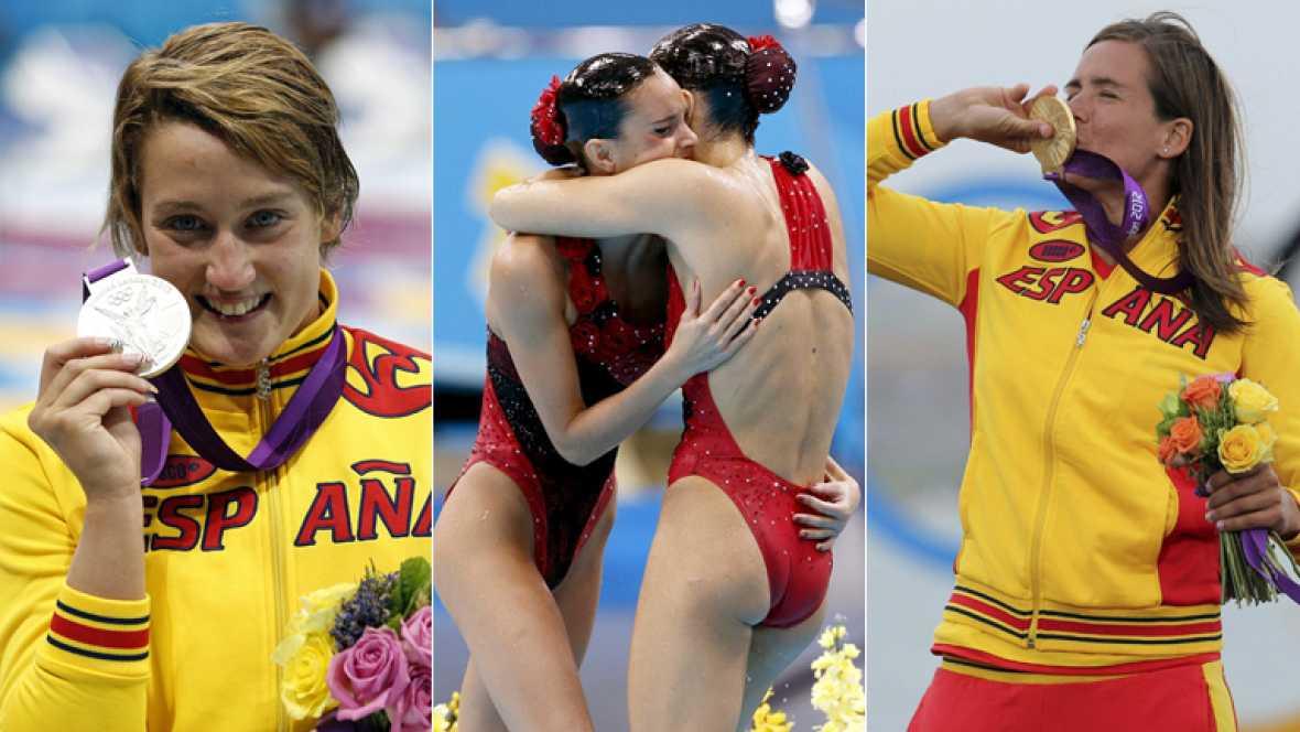 Los Juegos de las deportistas españolas