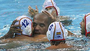 Iván Pérez se despide del waterpolo en Londres con un sexto puesto